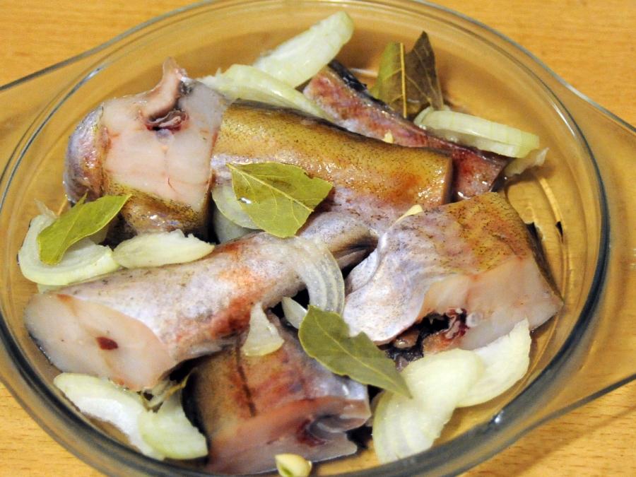 Рецепт приготовления наваги пошагово 38