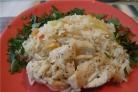 Курица с рисом в микроволновке