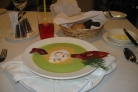 Суп раковый
