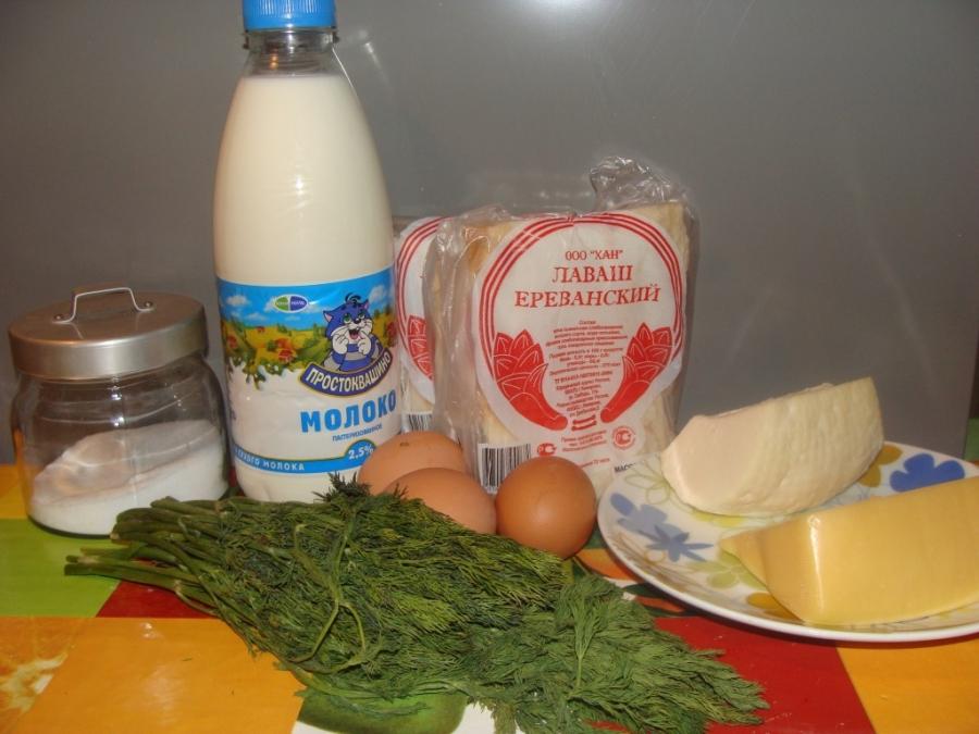 Рецепт Ачма грузинская ленивая