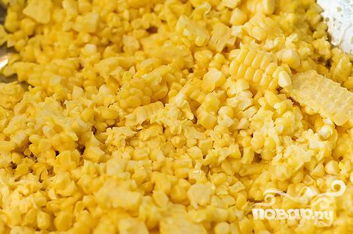 Кукурузная запеканка - фото шаг 1