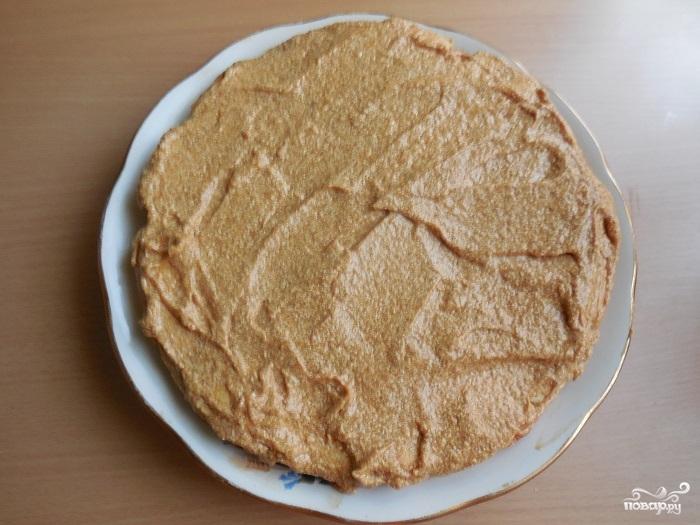 Простой бисквита для торта - фото шаг 13