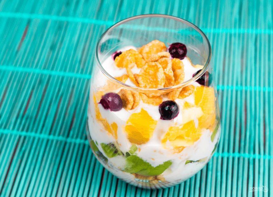 Рецепты из фруктов диетические