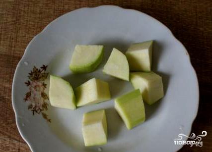 Крем-суп из индейки - фото шаг 3