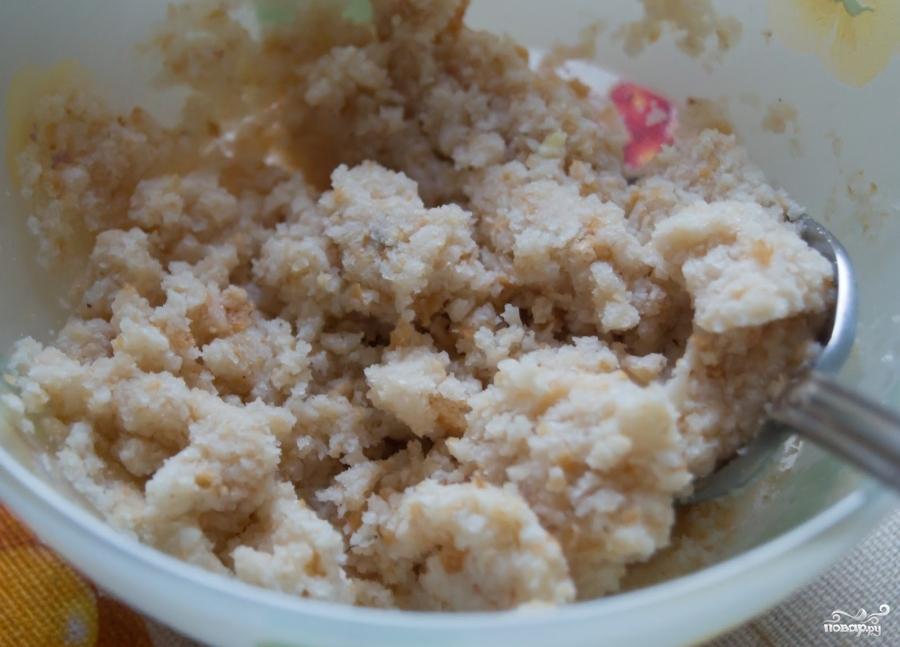 рецепт котлет из трески со сливками с фото