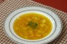 Суп из фарша и картофеля