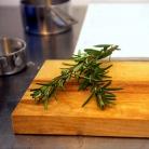 Рецепт Лепешки с розмарином