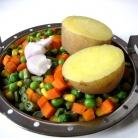 Рецепт Овощные котлеты