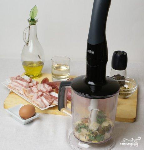 Свиное филе с тимьяном - фото шаг 1