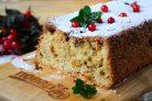 Свекольный кекс