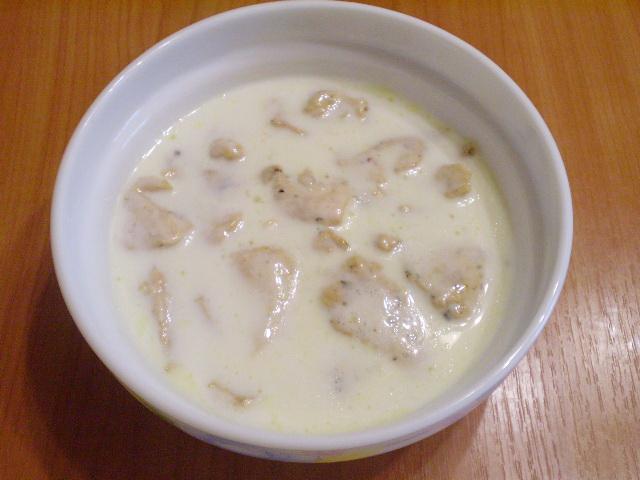 Куриное филе в кефире - фото шаг 6