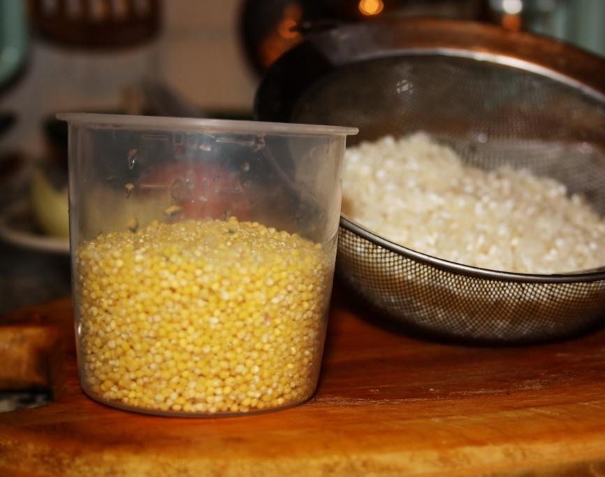 рецепты тыквенная каша с рисом в мультиварке