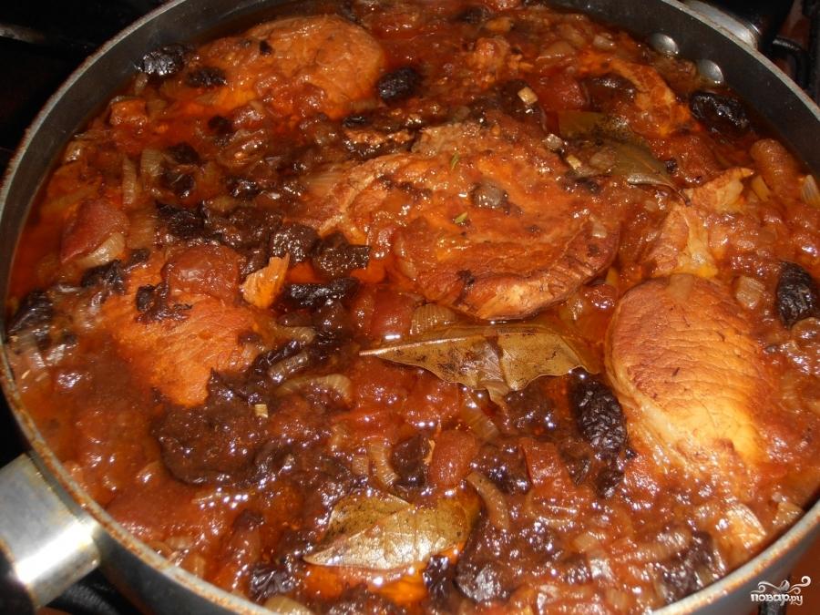 Мясо по-старорусски - фото шаг 9
