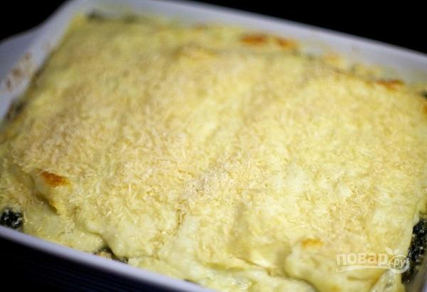 Рецепты запеченной картошки с филе в духовке