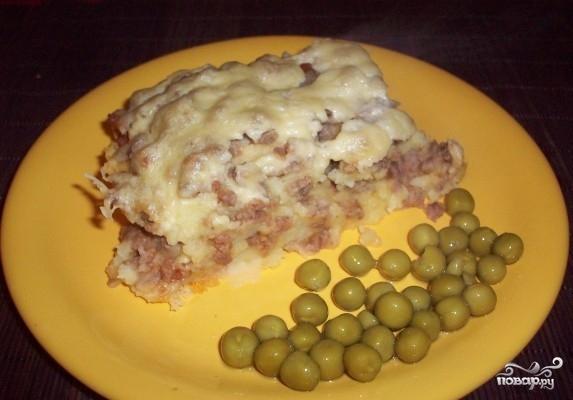 Картофельное пюре с фаршем - фото шаг 6
