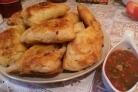 Самса настоящая узбекская