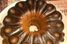 Пирог с грушевым повидлом
