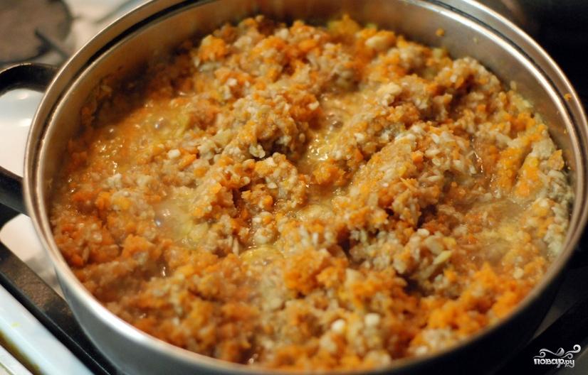 Грибная икра с морковью на зиму
