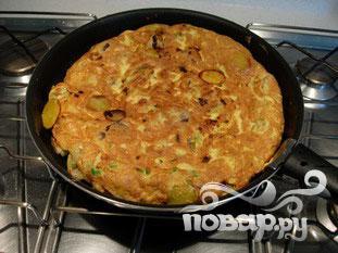 Картофельная тортилла (испанский омлет) - фото шаг 14