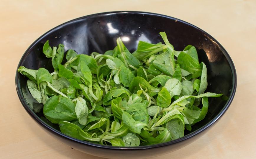 Легкий салат с курицей - фото шаг 4
