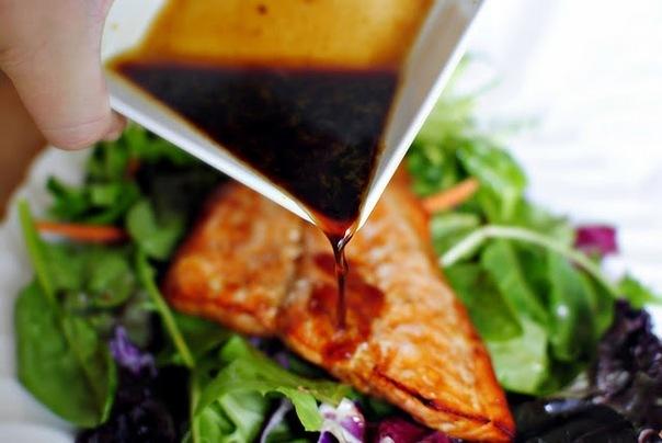 Салат с апельсиновым соусом - фото шаг 9
