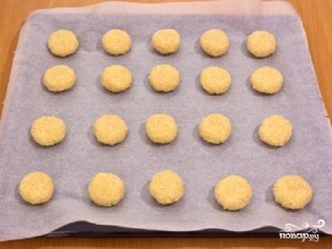 Миндальное печенье без муки - фото шаг 5