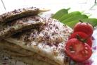 Кутабы с мясом по-азербайджански