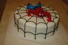 Торт Спайдермен