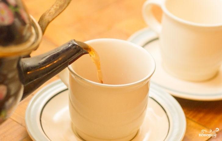Ягодный чай - фото шаг 6