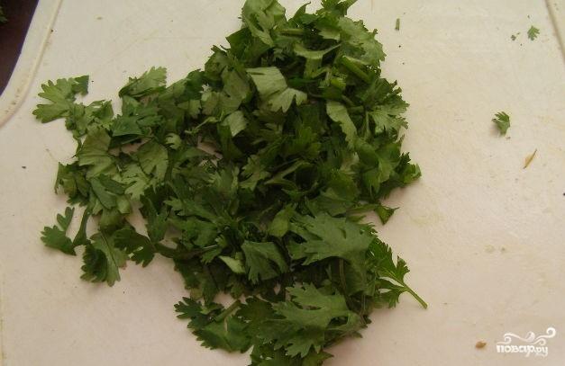 Салат с цукини - фото шаг 4