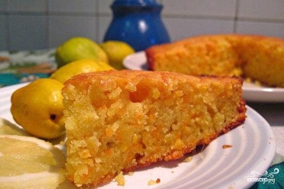 Пирог без яиц