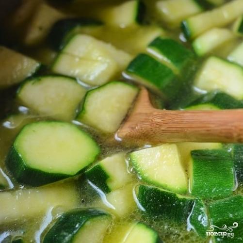 Крем-суп из цукини - фото шаг 4