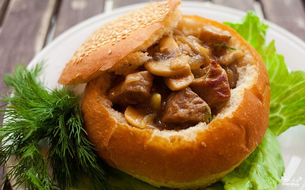 Мясо по-швабски