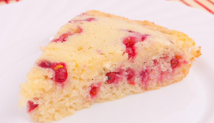 Манный пирог - фото шаг 9