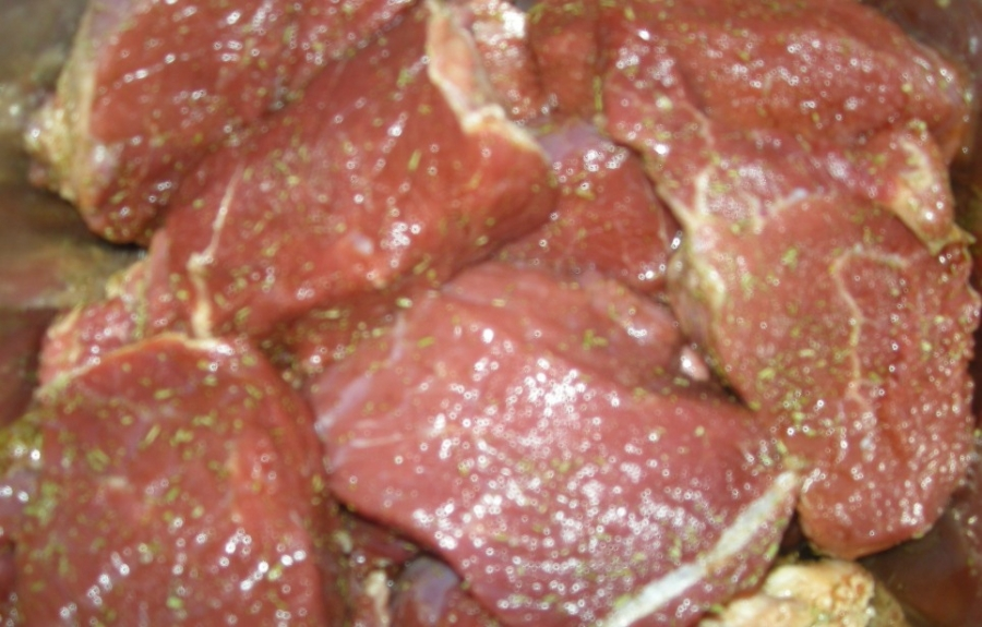 Рецепт Рагу с говядиной и овощами
