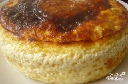 Омлет с сыром в духовке - фото шаг 6