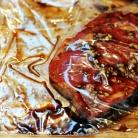 Рецепт Салат с говядиной и имбирем