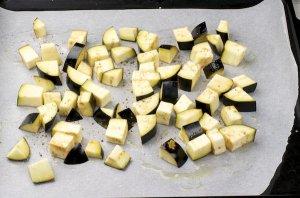 Салат к запеченной семге - фото шаг 3