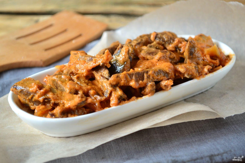 Рецепты из говяжьего сердца пошагово
