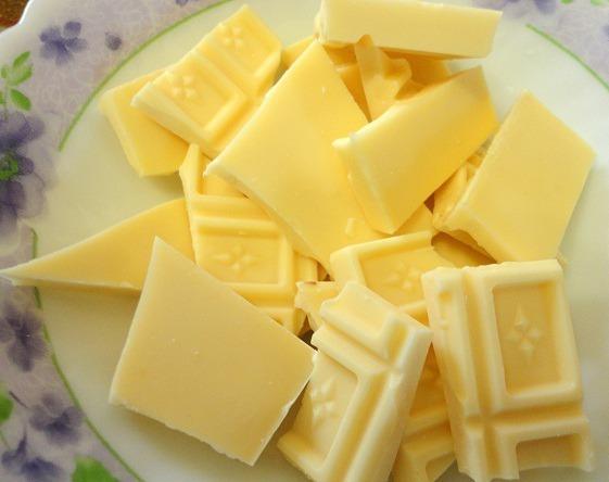 Мусс из белого шоколада - фото шаг 3