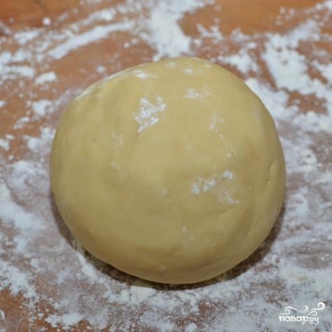 Пирожки с грушами - фото шаг 6