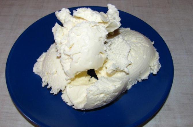 """Мороженое """"Зефир"""" - фото шаг 3"""