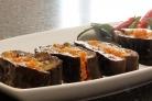 Маринованные баклажаны с морковкой