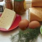 Рецепт Гренки по-валлийски