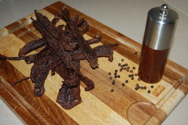 Вяленое мясо в духовке - фото шаг 6