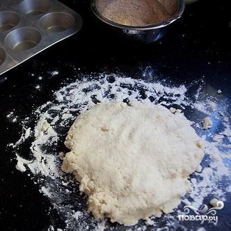 Обезьяний хлеб-мини - фото шаг 2