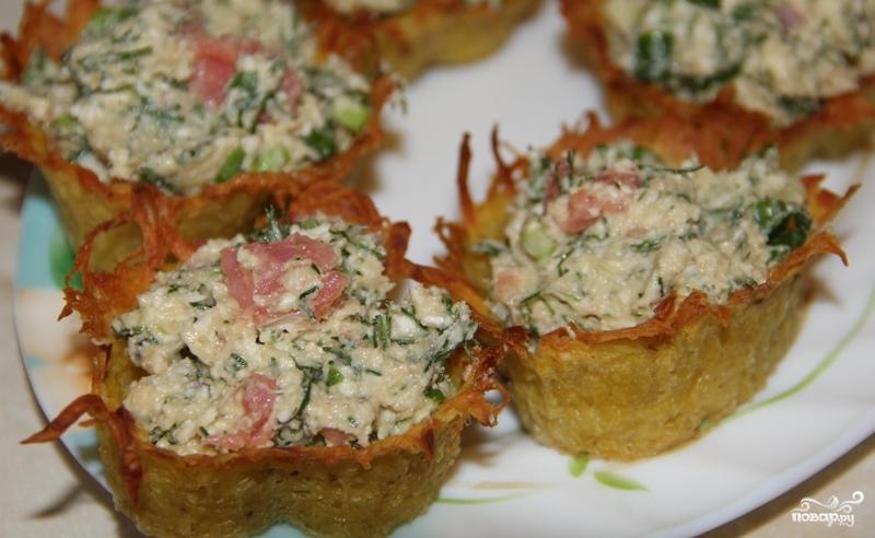 Простой салат из кальмаров пошаговый рецепт