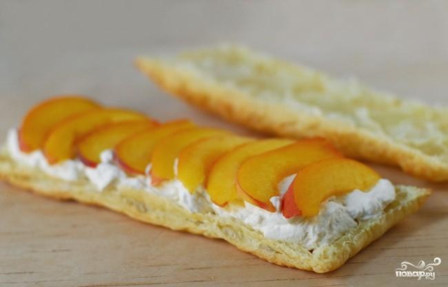Десерт со взбитыми сливками  - фото шаг 3