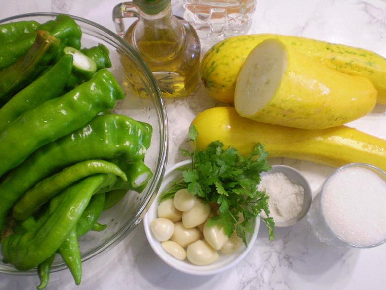 Рецепт Аджика из кабачков на зиму острая