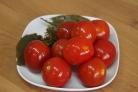 Засолка помидоров в бочках